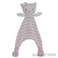 Little Taggies Blanket - Polka Dot