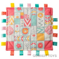 Little Taggies Blanket - ABC