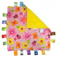 Taggies Blanket - Pink Butterfly