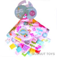 Little Taggies Blanket - Pink