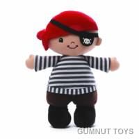 Lil Matey Pirate Doll