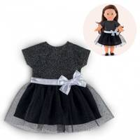 Ma Corolle - Black Party Dress