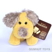 Gold Smooch Dog - 18cm
