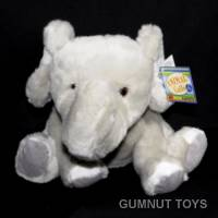 Elephant Hand Puppet with Sounds