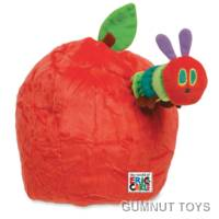 The Very Hungry Caterpillar Apple Hand Puppet