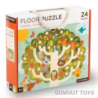 Floor Puzzle - Treetop Friends