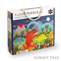 Floor Puzzle - Dinosaur Kingdom