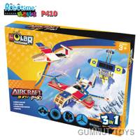 Solar Aircraft - 3 in 1 Construction Kit