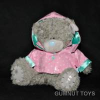 Me to You Tatty Teddy 9 inch bear in a Raincoat